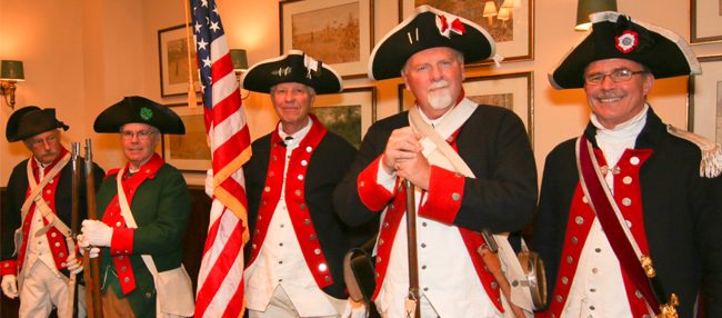 founders and patriots of america