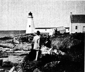 Thatcher's Island Lighthouse