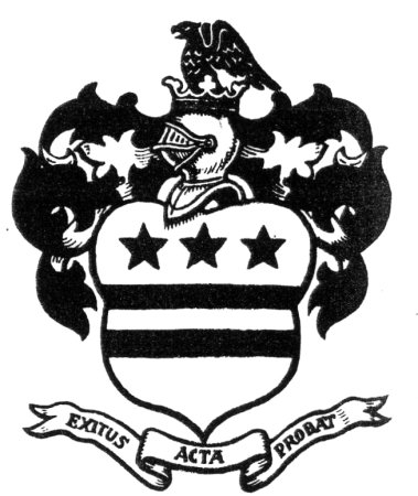 Seal of the Washington Family